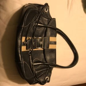 Leather Prada Bag